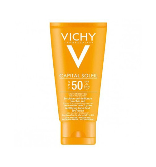 Vichy ideal soleil emulsion facial - Parafarmacia Nube